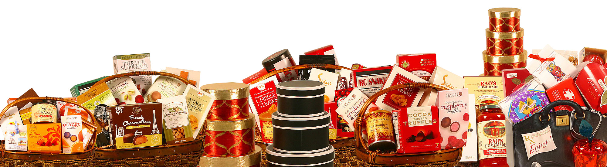 Buy Custom Gift Baskets | Astoria, NY - 24/7 Gift Ideas - The Gifted Ones