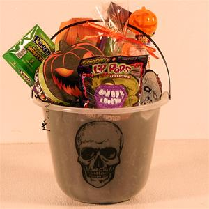 Ghostly Goodies Gift Basket